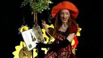 Víspera de Todos los Santos el el bruja rechinadientes cuentos infantiles