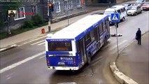 Nuevo los accidentes de tráfico con peatones los niños tengan cuidado de terror