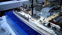 Alemán Puerto Smo submarino segunda Guerra Mundial Lego u-boat  