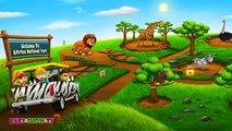 Animaux aliments pour animaux alimentation Comment enfants Apprendre temps équipe à Il sauvage avec safari