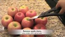 Cómo para hacer dulces manzanas dos formas tradicional dulces manzanas y alegre ranchero dulces manzanas