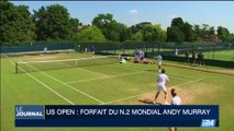 US Open : Forfait d'Andy Murray