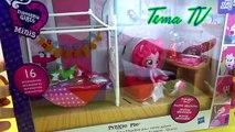 Jeunes filles pour jouets Jeu poney Peut déballer Little Dolls Equestria Filles mini des résu
