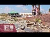 Altos niveles de contaminación en el Golfo de México por fertilizantes/ Yazmín Jalil