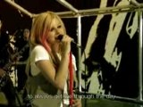 Avril Lavigne - When youre gone (SMAPxSMAP - 29 Oct 2007)