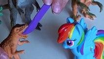 Jeunes filles pour clin doeil dessins animés sur poney russe langue Pupsik piquer Equestria filles douces