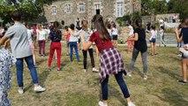 """""""Toujours plus loin"""" Alegria (V2) - Retraite collégiens 2017 TRESSAINT"""