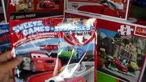 Des voitures des jeux Bonbons disney pixar bonbons surprises surprises jouets Jeux