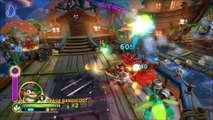 Ps4 Pro - Skylanders Imaginators Crash Bandicoot walkthrough gameplay 4
