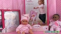 Bébé poupée lun poussette vanter corolle premier poussette poupon vêtements accessoires salut l