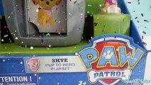 Drôle héros enfants magique maréchal patrouille patte chiot porter secours rocheux décombres à Il jouets Jeu de skye