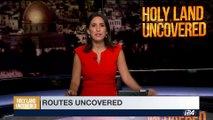 HOLY LAND UNCOVERED | Routes uncovered : Maresha caves | Sunday, August 27th 2017