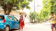 My First love proposal telugu comedy short film making video by rajesh raj films