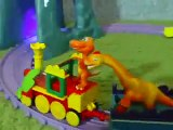 Pour enfants pour enfants des gamins Méga jouet Entrainer vidéos Animation de compilation choo-choo