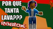 Roblox - TUDO É LAVA!!! PARTE 03 - (The Floor is Lava! 2)