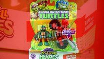 2,5 chiffres héros Nouveau Ensemble adolescent tortues Action mutuelle ninja half-shell nickelodeon 2