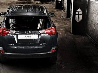 Toyota RAV4 auto super