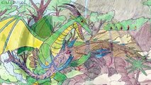 Godzilla King of Monsters   SAPPHIRAH Frozen Crystal Ice Dragon Kaiju Profile and Abilitie