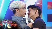 GGV: Did Vice let Aljur kiss him?