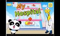Y bebés Niños médico Dr. para Juegos Niños niños en edad preescolar niños pequeños Hospital panda