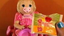 Vivant bébé chaise poupée visage alimentation haute dans Nouveau doux le le le le la Beatrix 2006