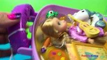 Et Château poupée amicale cheveux enfant mini- certains voler voleurs à Il Essayez Jeu de jeux rapunzel magiclip