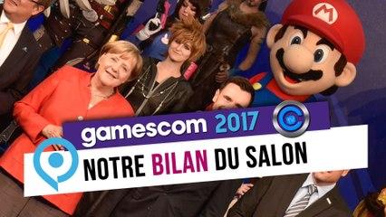 Gamescom 2017 - Notre bilan du salon !