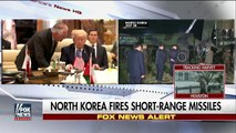 Eric Shawn reports: North Korea fires missiles... again