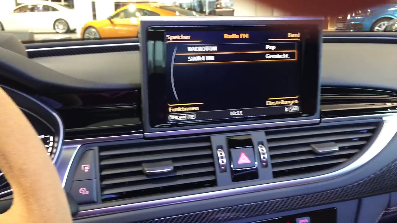 Audi RS7 Performance Bronze Audi Exclusive