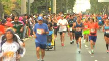 La peruana Gladys Tejeda implanta nuevo récord en el Maratón de la Ciudad de México