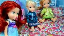 Et Anna partie poney voler a volé tout petit les tout-petits qui Elsa anna 1 anna elsa