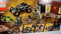Au construire de héros porter secours examen Vitesse Lego super 76056 batman ™ ras ghul ™ lego