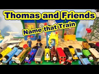 Thomas and Friends, NAME THAT TRAIN set to your favorite Nursery Rhymes Call to Action