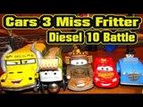 Disney PIXAR cars Frank & Lightning McQueen & Tow Mater & Jackson Storm & Disney Tractor