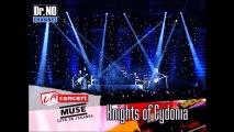 Muse - Knights of Cydonia, Jakarta Gelora Bung Karno, 02/23/2007
