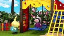 Au porc et Peppa George Van parc dattractions jouets Playmobil Peppa