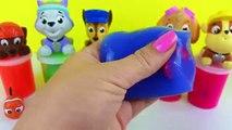 Amebas como núcleos de sorpresas Patrulla canina juguetes aprendiendo