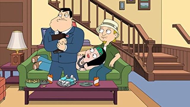Watch TV Show American Dad! Season 13 Episode 22 •♭ Full HD1080p Online