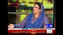 Firdous Ashiq Awan on Mazaq Raat, very funny