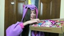 Japonais boites aux lettres Bonbons traiter avec avec envoyer des bonbons japonais déballer tokyo unboxin