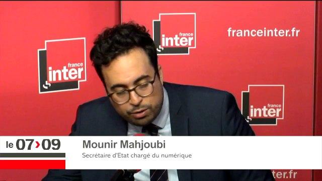 """Mounir Mahjoubi : """"Une des plus grandes inégalités sur le droit du travail, c'est entre ceux qui peuvent le comprendre et ceux qui ne peuvent pas."""""""