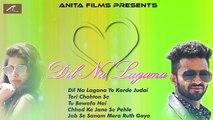 2017 New Hindi Sad Songs | Album - Dil Na Lagana | FULL Mp3 | Audio Jukebox | Love Songs | Romantic Songs | Bollywood Songs | Bewafa | Bewafai Songs | Anita Films | Latest Songs 2018