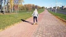 Mini- giroskuter Xiaomi examen ninebot de skay.ua sous-titres russes