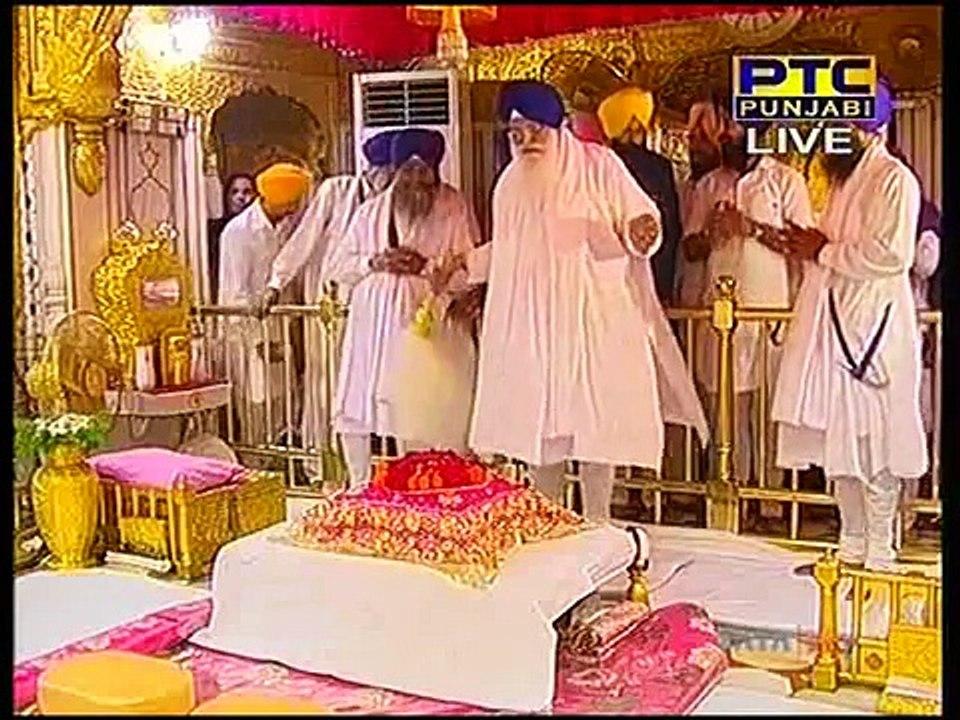 Live Kirtan from Sri Darbar Sahib, 28 AUGUST 2017 (Morning)
