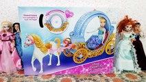 Magique transformation chariot cinderellas シ ン デ レ ラ の 貨物 transformation chariot cinderela