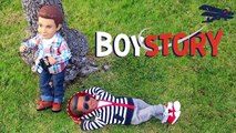 Boy Story Action Dolls | Boy Dolls Review