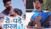 Khatron Ke Khiladi 8: Karan Wahi BREAKS DOWN on the show   FilmiBeat