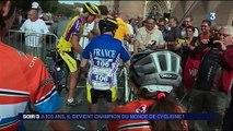 Cyclisme : Robert Marchand, champion du monde à 105 ans