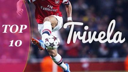TOP 10   BEST TRIVELA GOAL IN FOOTBALL HISTORY