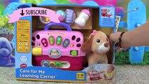 Soins pour moi apprentissage porteur bébés tout petit jouets Apprendre nombres les couleurs bébé fille
